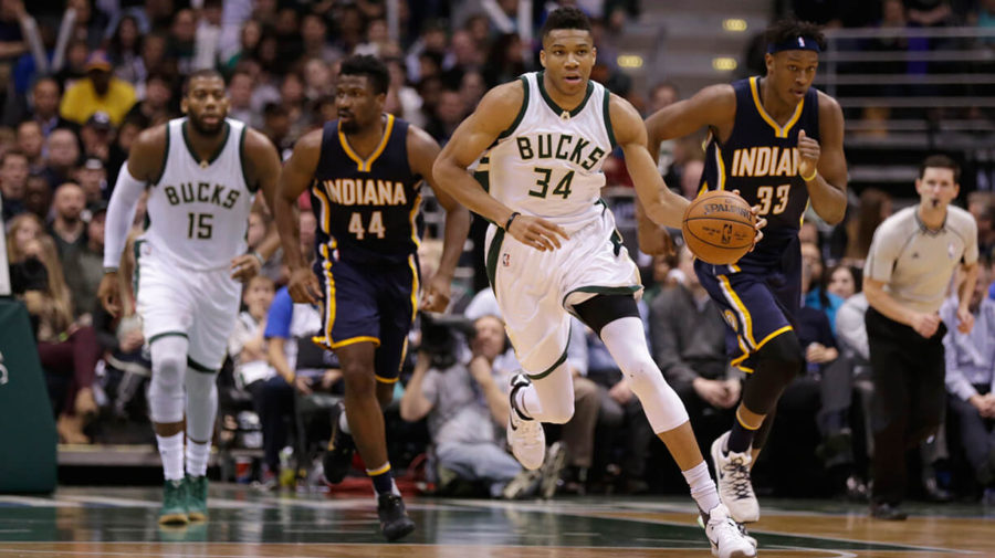 After Countless Mispronunciations, Giannis Antetokounmpo Changes Name To Just Brian