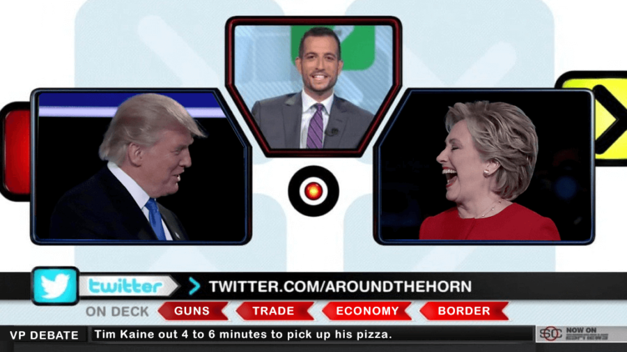 How Will We Know Who Won The Debate Without Tony Reali Giving Points?