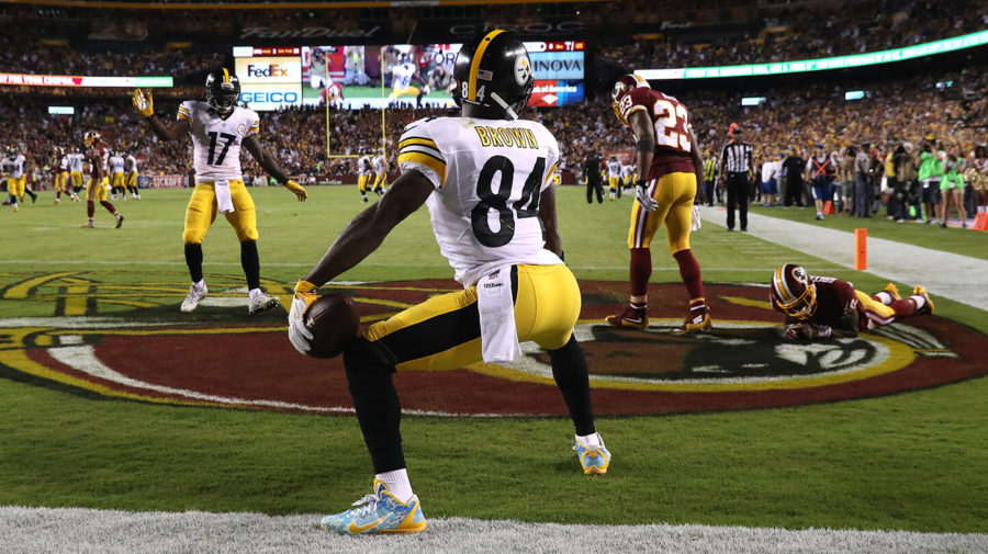 "Antonio Brown: ""I'll Hump The Air Until There's Justice In America"""