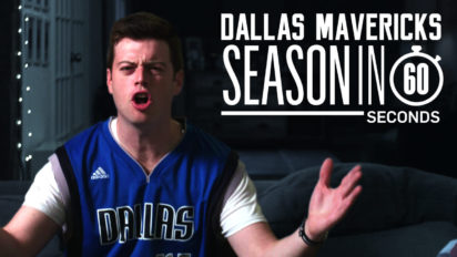 Dallas Mavericks Fans' Season in 60 Seconds