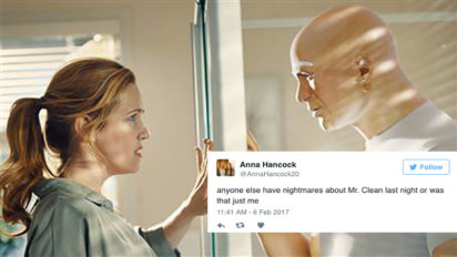 Sexy Mr. Clean Made Some On the Internet Hilariously Uncomfortable