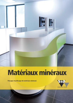 Matériaux minéraux