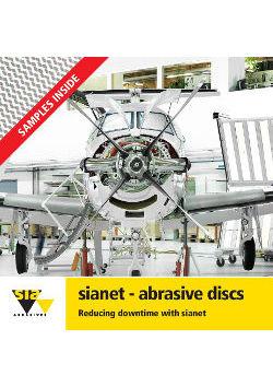 sianet - abrasive discs