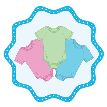 ABUniverse Colored DiaperSuits™