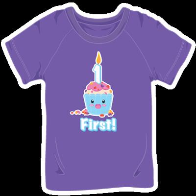 ABU First T-Shirt