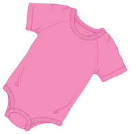 ABUniverse Coloured DiaperSuits™ Pink