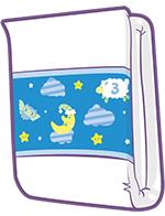 ABUniverse PreSchool Night Diapers