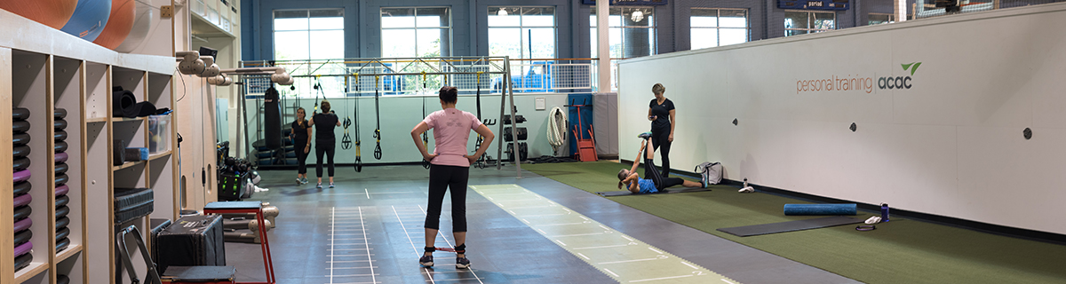 Personal Training At Acac Charlottesville Va
