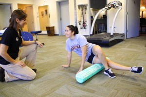 Physical Therapy at acac