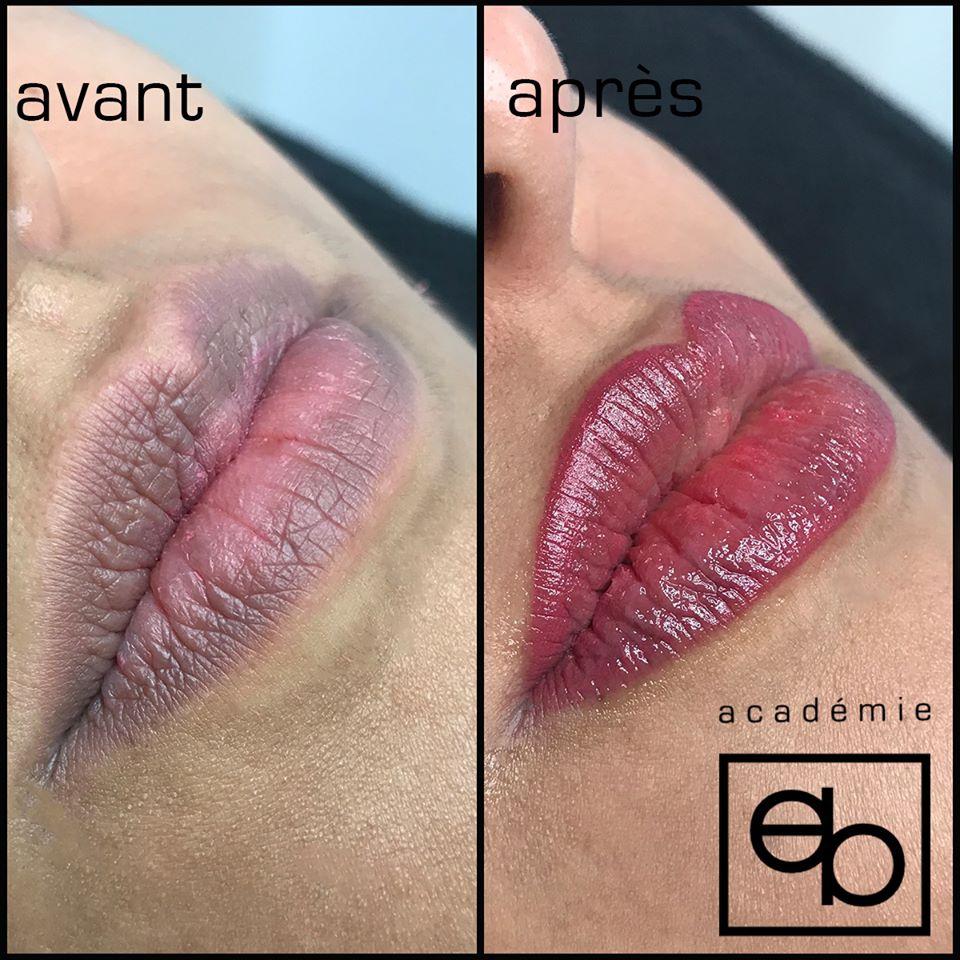 Academie Eb Maquillage Permanent