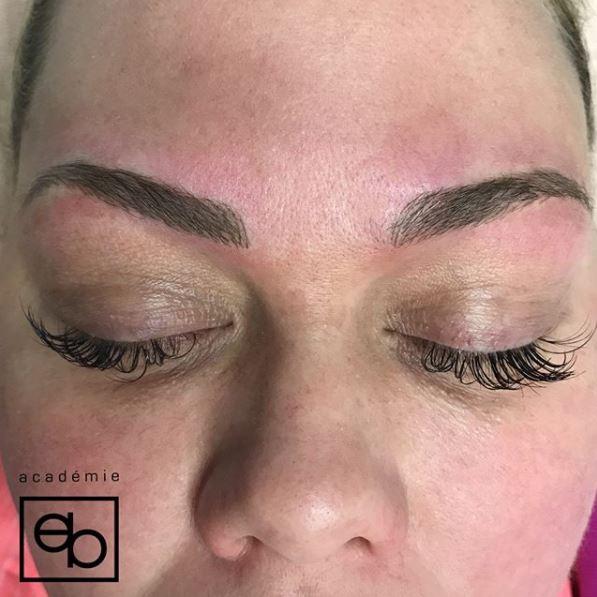Résultats - Maquillage Permanent Sourcils