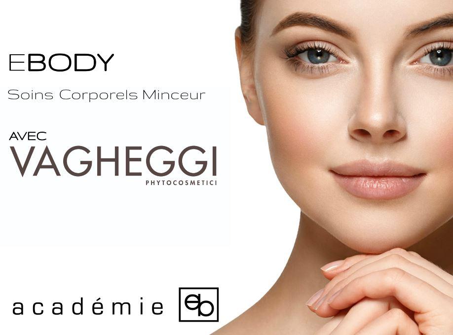 EBODY - Soins corporels Tonifiant et Anti-Cellulite avec VAGHEGGI
