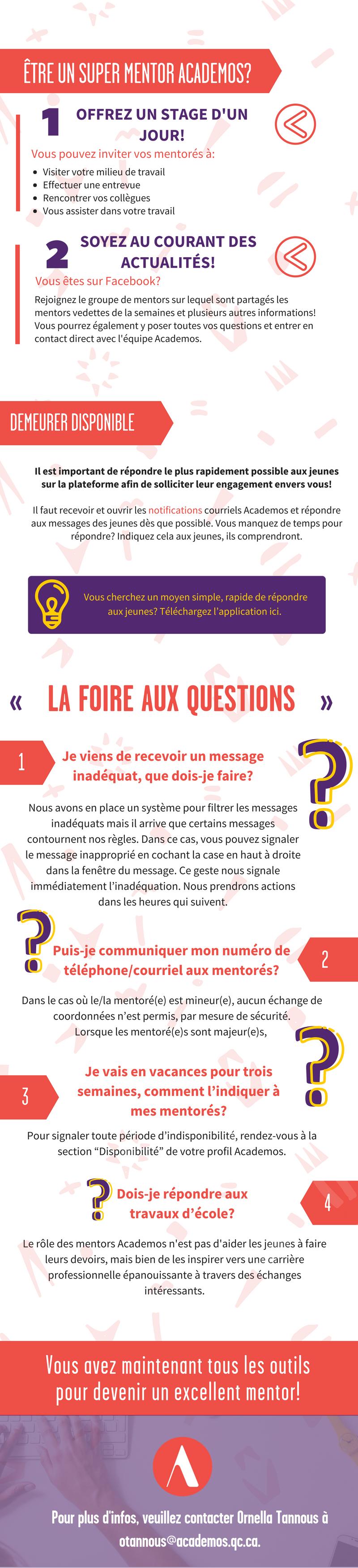 Kit du bon mentor 2 - Academos