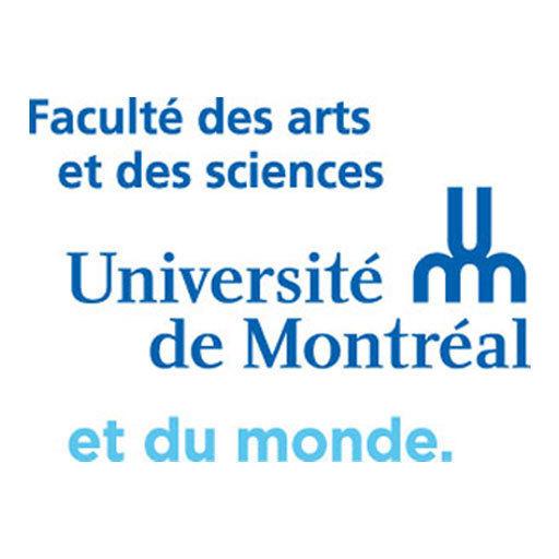 Faculté des arts et des sciences - Université de Montréal.