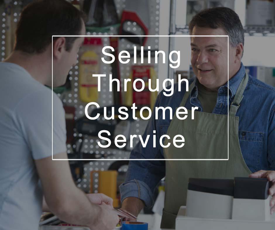 Mandate - Selling Through Customer Service