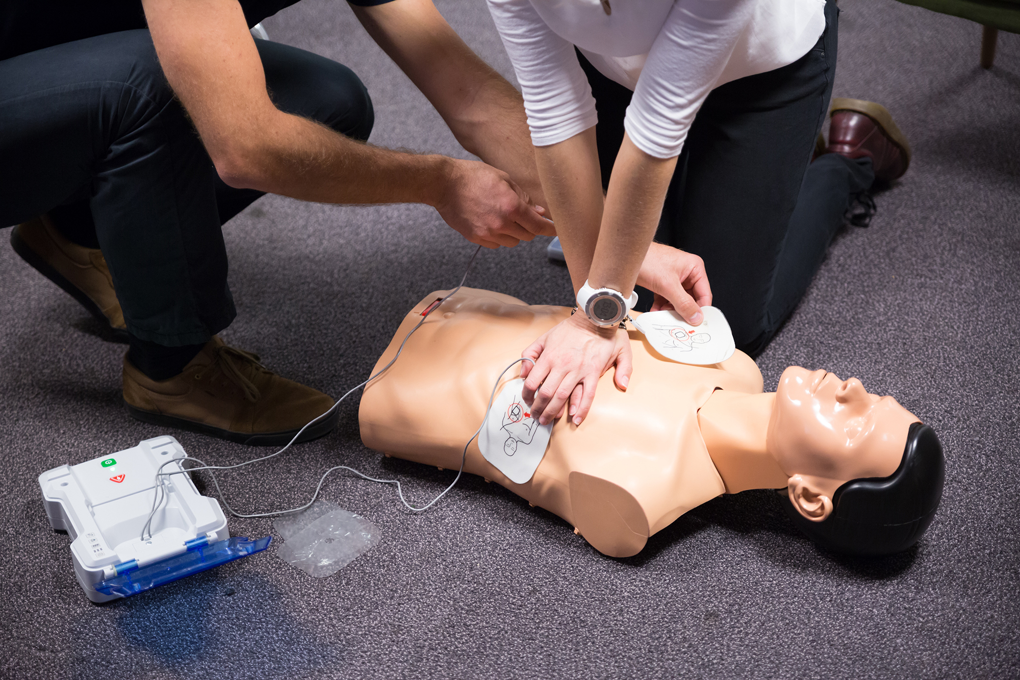 CPR and AED Awareness