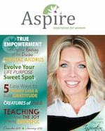 Aspire Magazine - Dec 2011