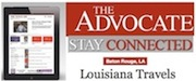 Baton Rouge Advocate Oct 2012