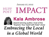 Huffington Post Jan 2012 Embracing the Local in a Global World