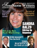 Southern Writers Magazine Sept Oct 2012