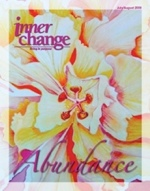 Magazine Cover - InnerChange - July-Aug 2009
