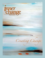 Magazine Cover - InnerChange - Mar-Apr 2009