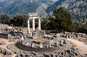 oracles of delphi greece