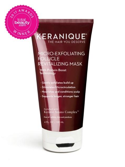 How Scalp Exfoliation Can Enhance Your Curls | Blog | Keranique