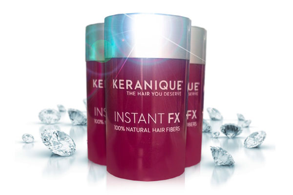 Keranique fiber instant fx product