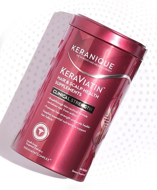 KeraViatin Hair & Scalp Health Supplements