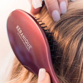 styling solutions for thicker hair