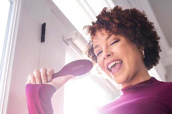 How to Style Your Natural Hair at Home