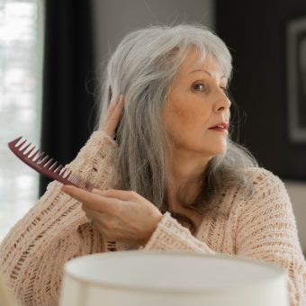 How Brushing Hair Too Often Can Damage Hair