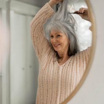 Spray Your Full Hair