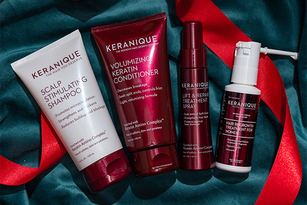 How the Keranique Hair Regrowth System Works
