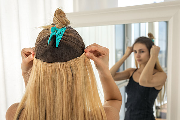 Should You Get Hair Extensions If You Have Thinning Hair?