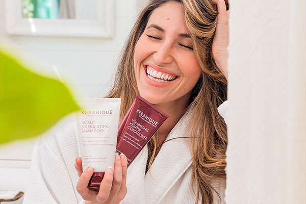 Why You Need To Switch Your Shampoo and Conditioner for Thinning Hair