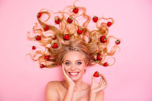 Strawberry Hair Mask