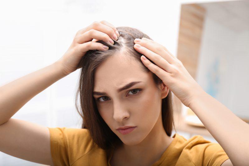 Regrow Hair at the Crown