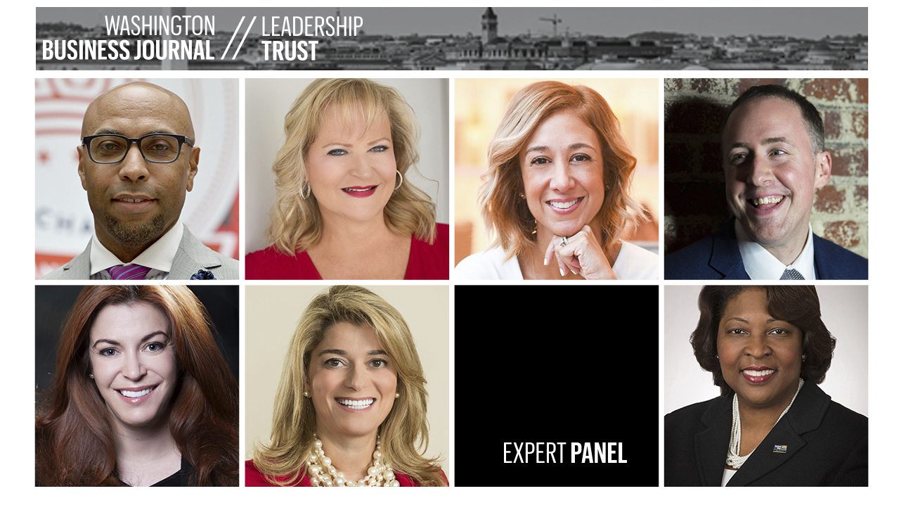 Seven Industry Leaders Share Advice That Has Shaped Their Leadership Styles Washington Business Journal