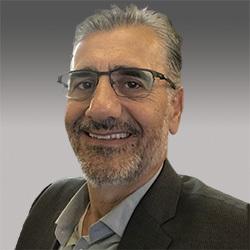 Omid Hamed headshot