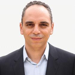 Yassir Abousselham headshot