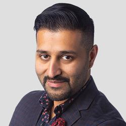 Vishal Sharma headshot