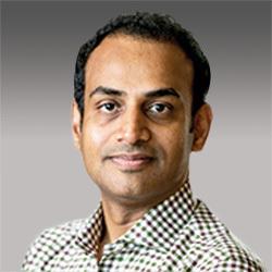 Sathish Muthukrishnan headshot