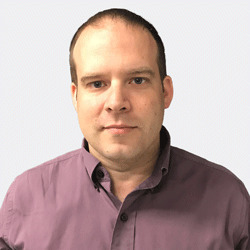 Rob Labbé headshot