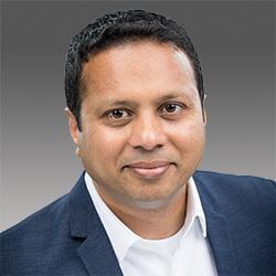 Manesh Kitanhoth headshot