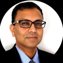 Murali Balakrishnan headshot