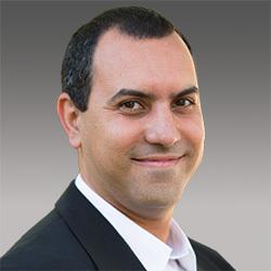 George Khalil headshot