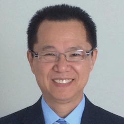 Dr. Henry Jiang headshot