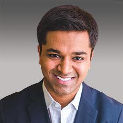 Rajiv Kumar, M.D. headshot